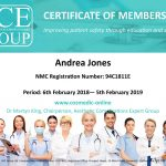 ACE Group Certificate of Membership